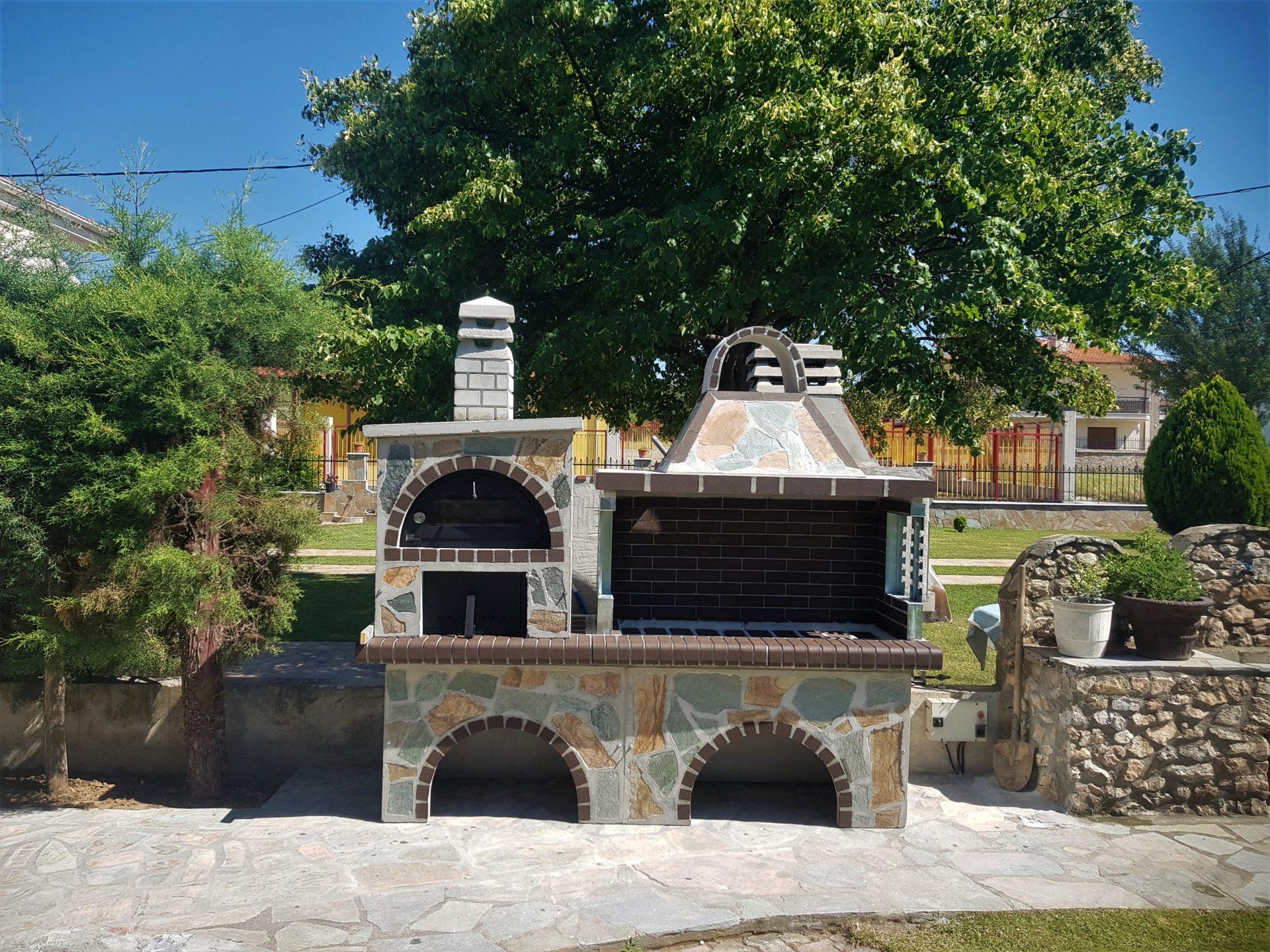 gartengrill grillkamin steingrill barbecue bbqoutdoorkitchen gartenküche